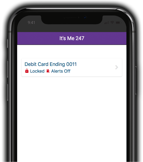 mobile card management